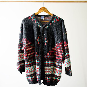 Charcoal-Christmas-Cardigan_Set